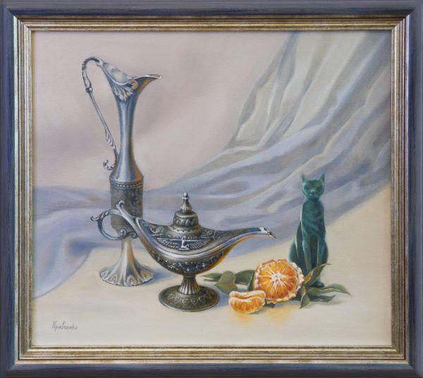 "картина ""Египетский натюрморт"""