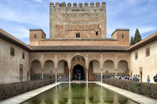 фото Альгамбра,