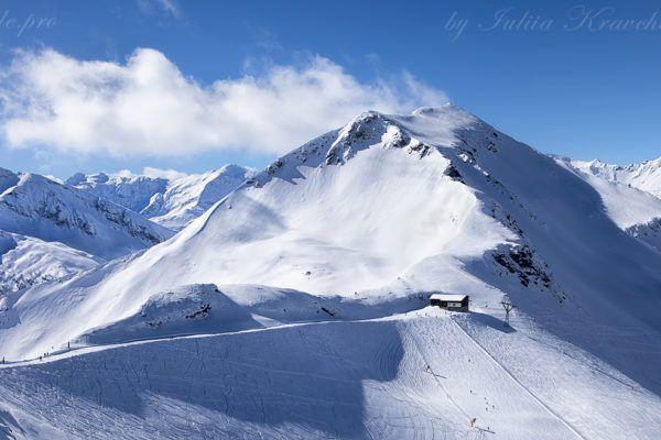 фото Альпы