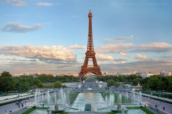фото Парижа,