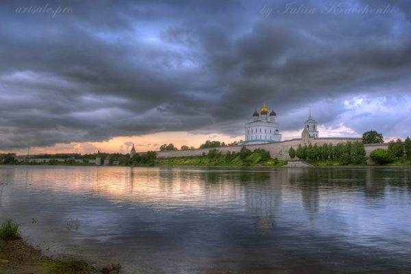 фото Псков,
