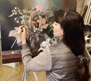 художник Юлия Кравченко фото
