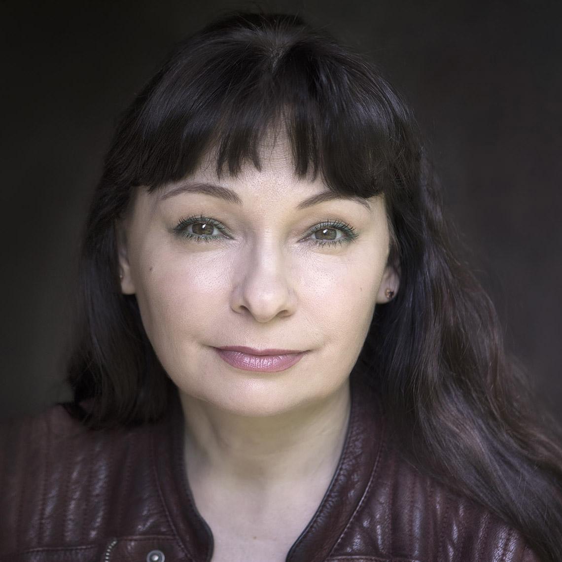 портрет художницы Юлии Кравченко